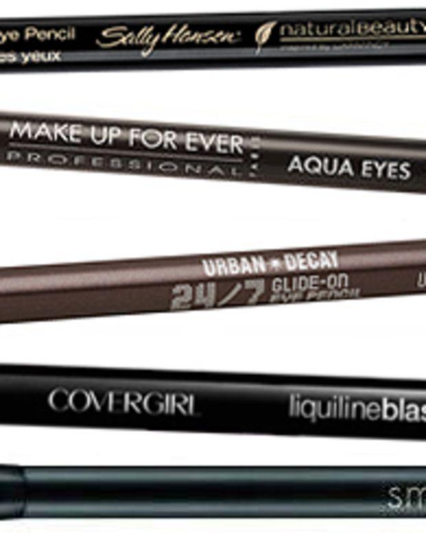 Five Great Eye Liners