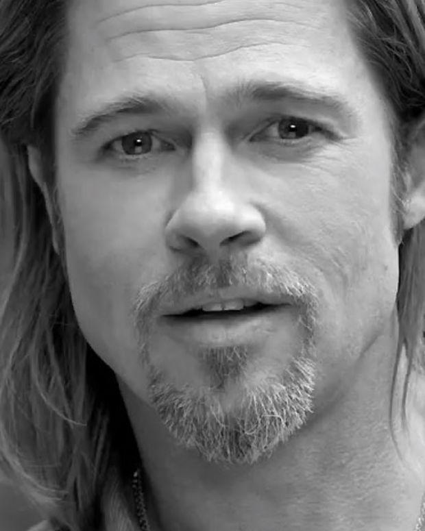 Brad Pitt_Chanel No 5