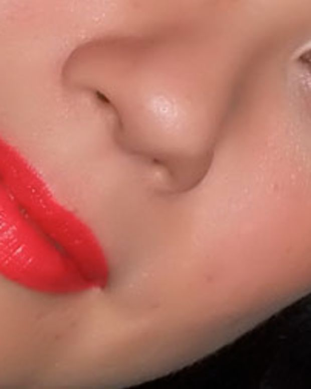 CoverGirl Lip Perfection Lipstick_Flame
