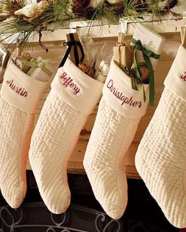 stockings for the whole family