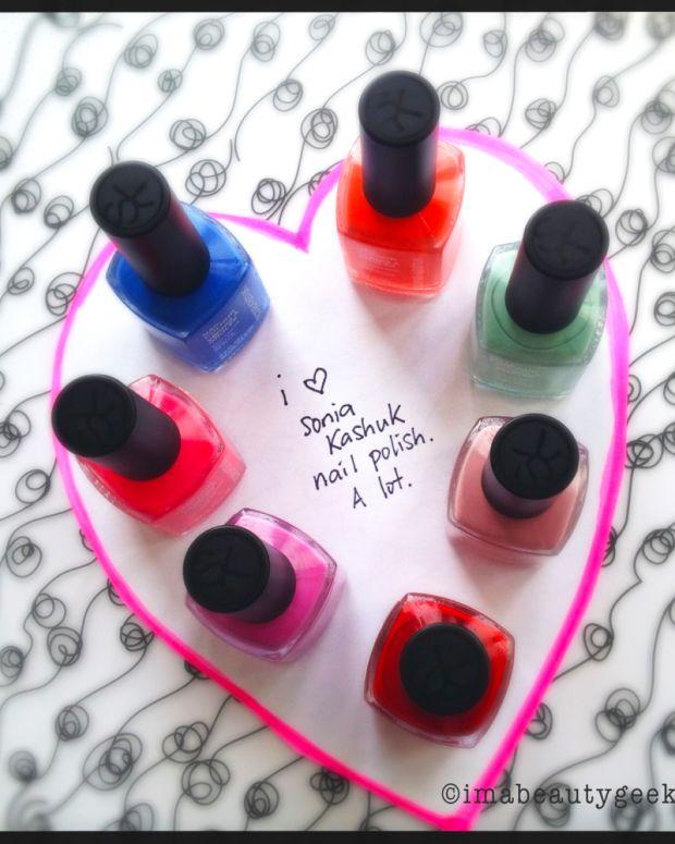 Sonia Kashuk Polish Love_Sonia Kashuk Spring 2014 nail polish