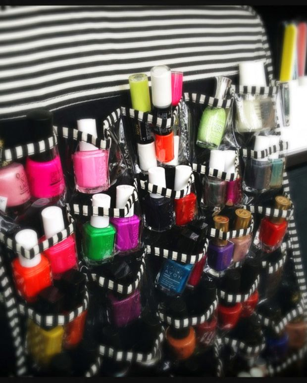 nail polish organizer_hanging jewelry organizer_beautygeeks_imabeautygeek.com