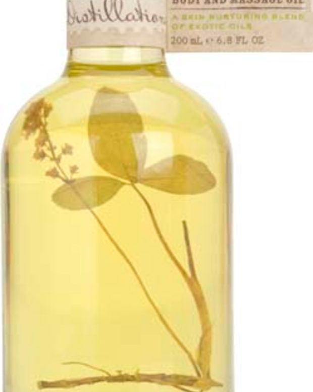 Crabtree & Evelyn Aromatherapy Distillations Purifying Body & Massage Oil