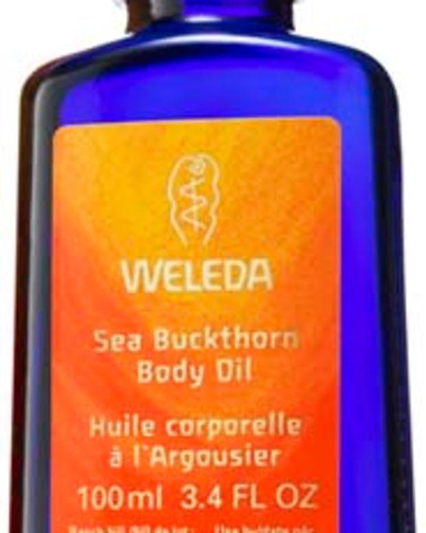 Weleda Sea Buckthorn Oil $22.99