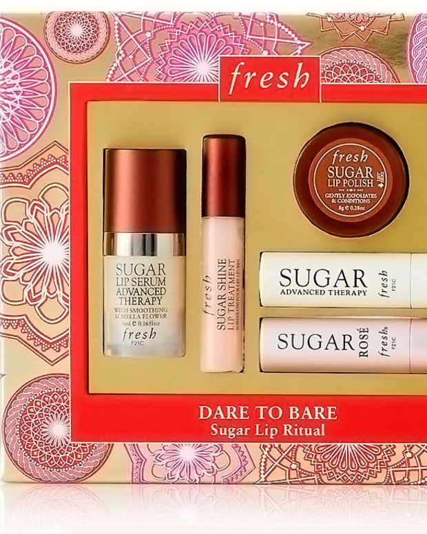 Fresh Dare to Bare Sugar Lip Ritual set_holiday 2014
