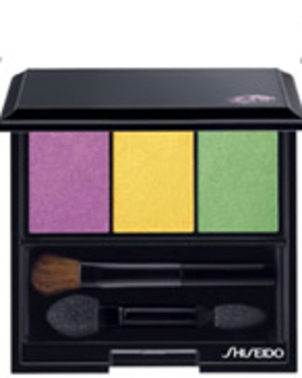 Shiseido Eye Shadow Palettes by Dick Page