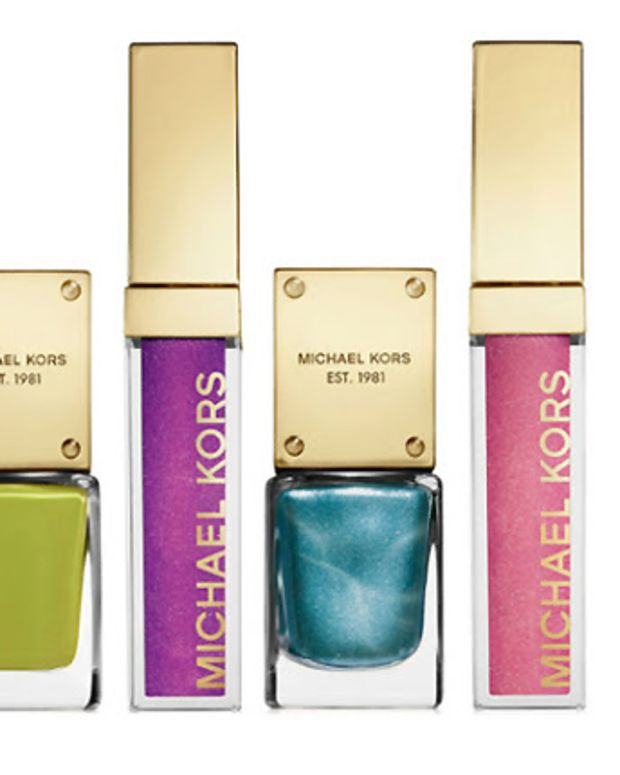 Michael Kors Beauty Spring 2014