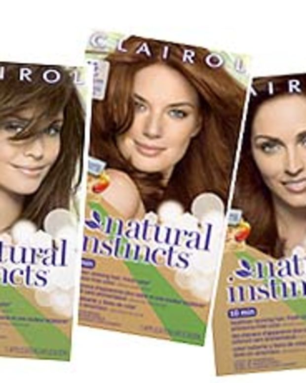 Clairol Natural Instincts with Week 2 Color Refresh