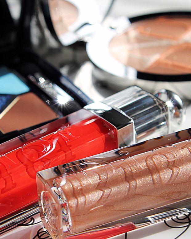 Dior Summer 2014 makeup Transat Edition