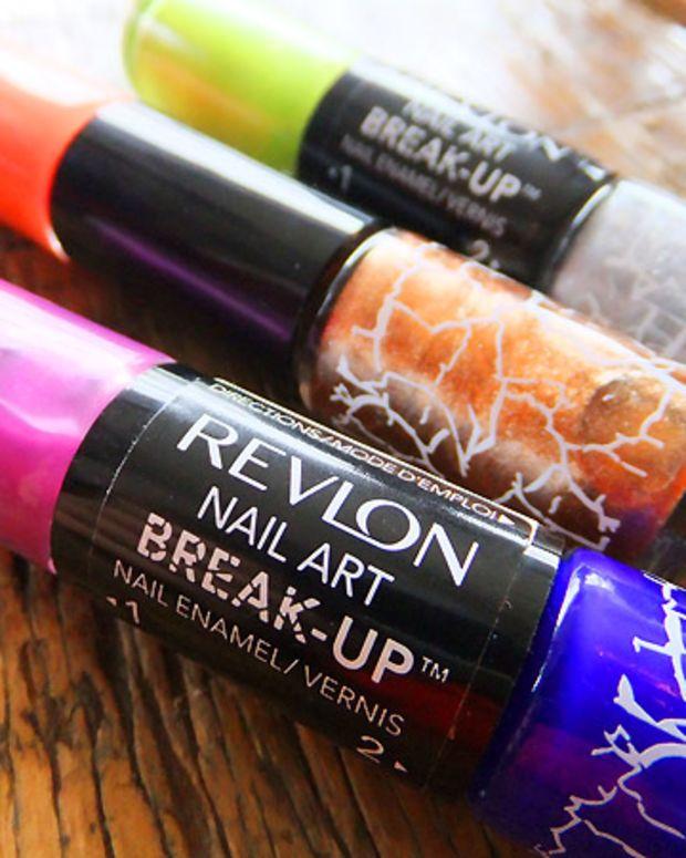 Revlon Nail Art Break-Up