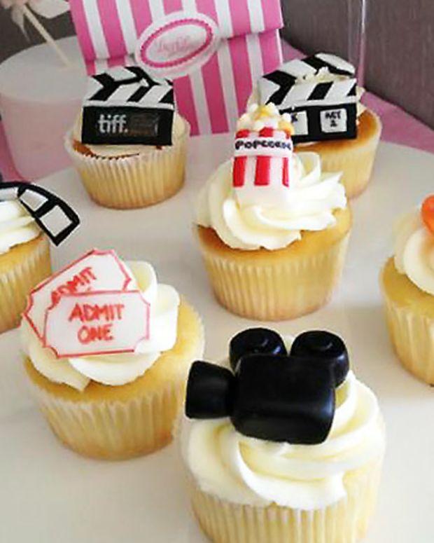 LeDolci cupcakes_Tastemakers gift lounge_TIFF 2012