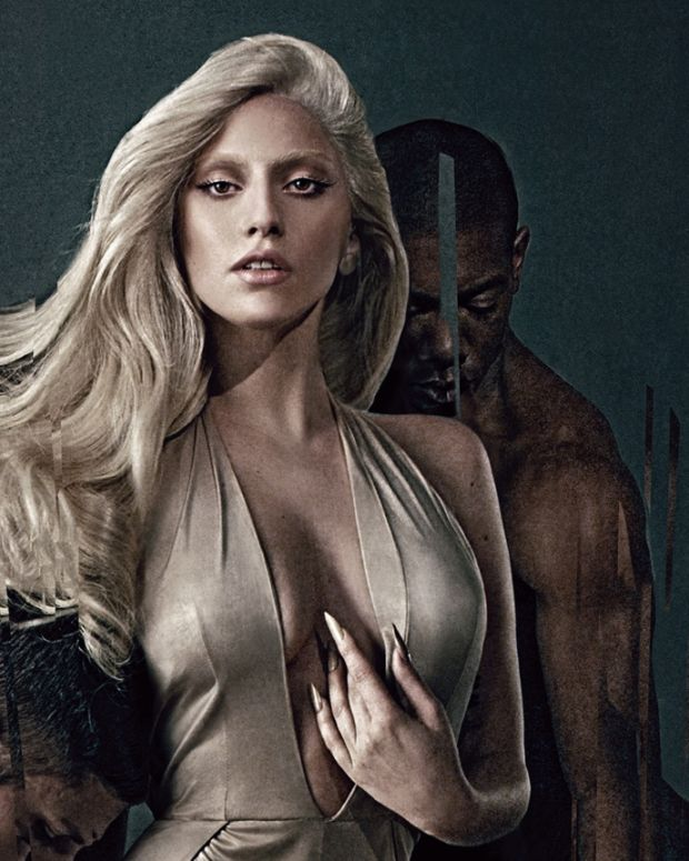 Eau de Gaga_Ad visual for Lady Gaga's new perfume