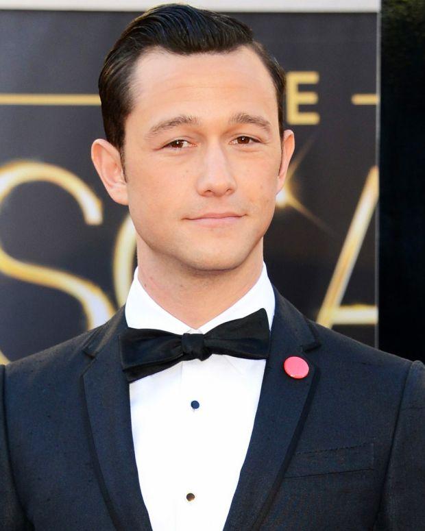 Joseph Gordon-Levitt_Oscars 2013_red carpet