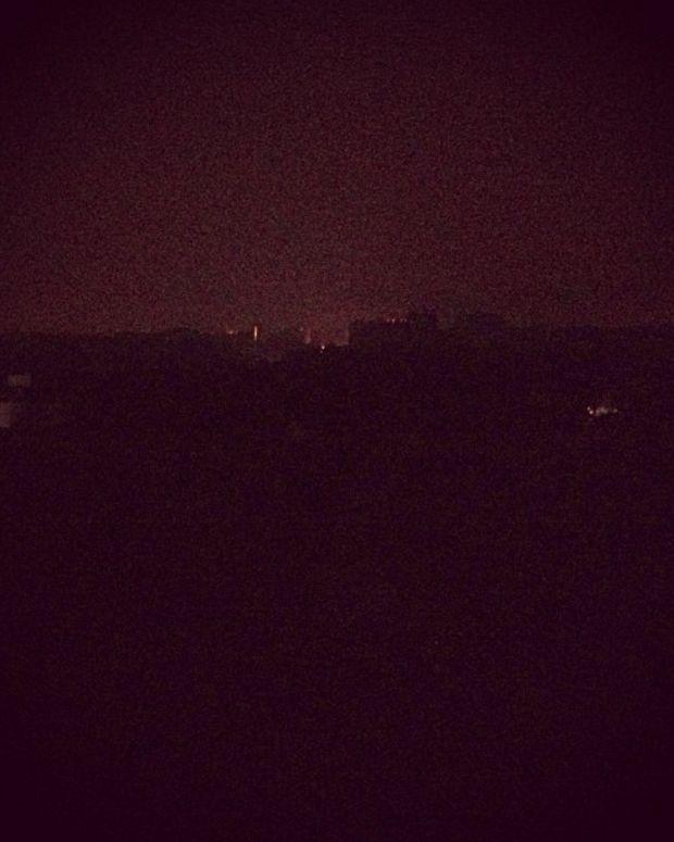 Northwest Toronto_blackout_photo by Karen Falcon ia Instagram