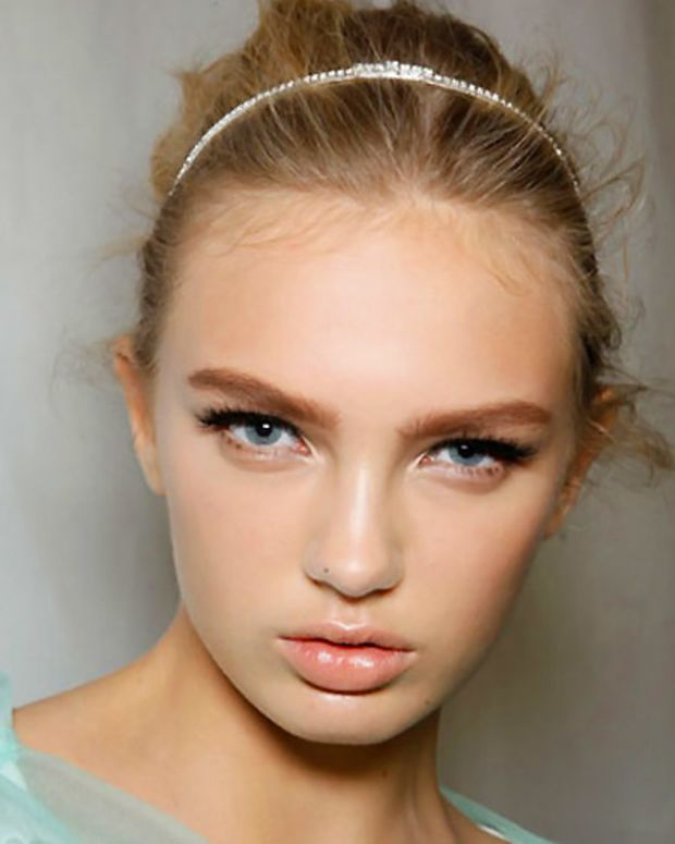 Marc Jacobs Spring 2012 beauty