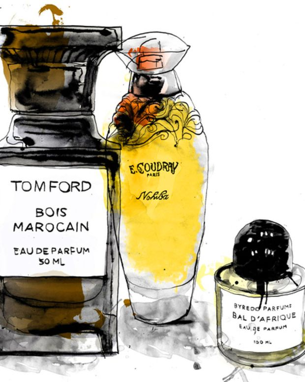 Fragrance bottles_debutart_by patrick-morgan_15394