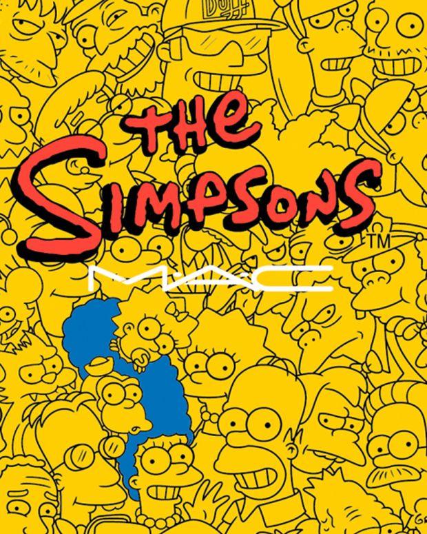 MAC Simpsons art