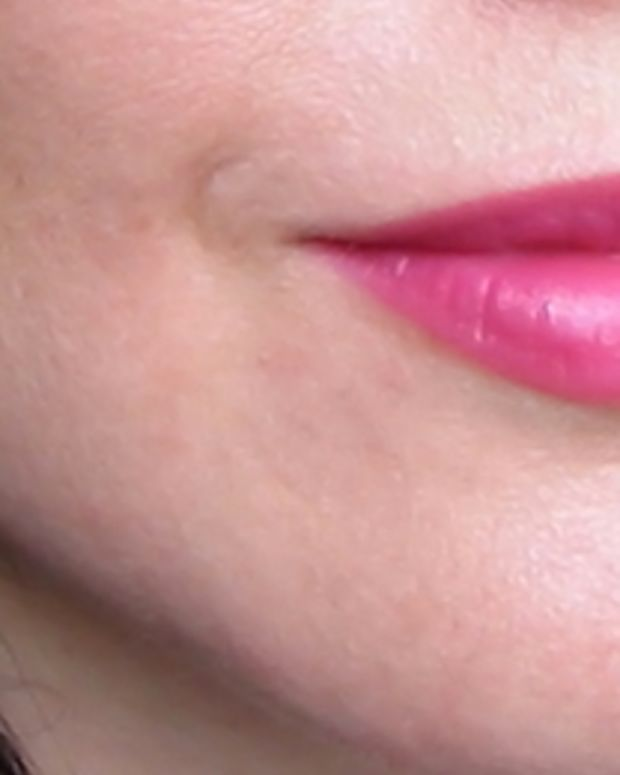 MAC Amplified Lipstick in Girl About Town