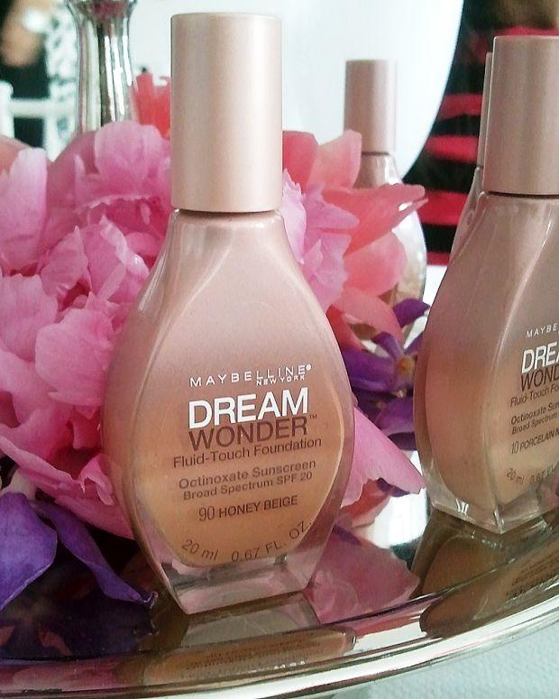 Maybelline Dream Wonder Fluid Touch Foundation