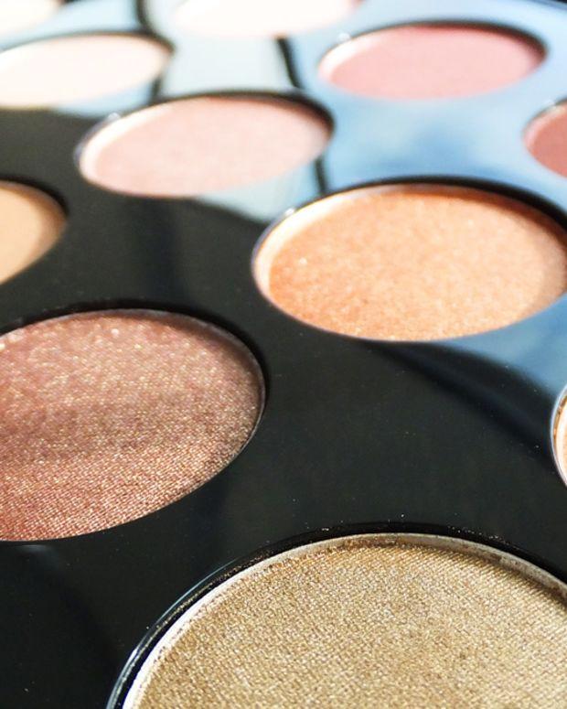 MAC Eye Shadow x 15 palettes