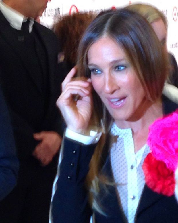 SJP at Target_photo Laura Carinci