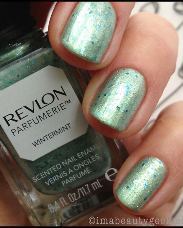 Revlon Parfumerie scented nail polish
