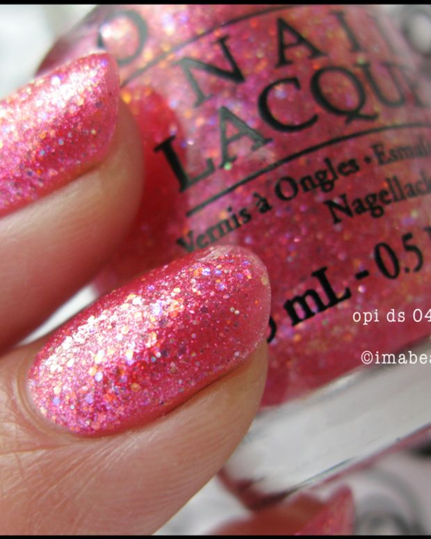 OPI DS Tourmaline 046 Fall 2014 Beautygeeks