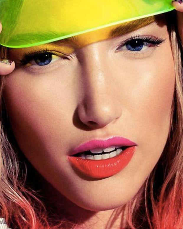Two-colour lip_The Kit_July2012_makeup by Vanessa Jarman_editor_VanessaTaylor