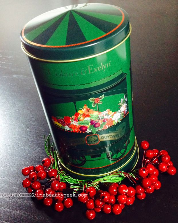 Crabtree & Evelyn Holiday_Crabtree & Evelyn Sensational Six Hand Therapy Musical Tin_hand cream