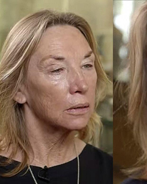 60+ makeup_shimmery eye shadow_crepey lids_Charlotte Tilbury's mom Patsy