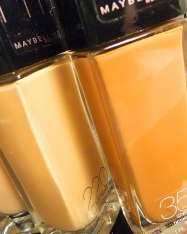 Maybelline New York_Fit Me Foundation