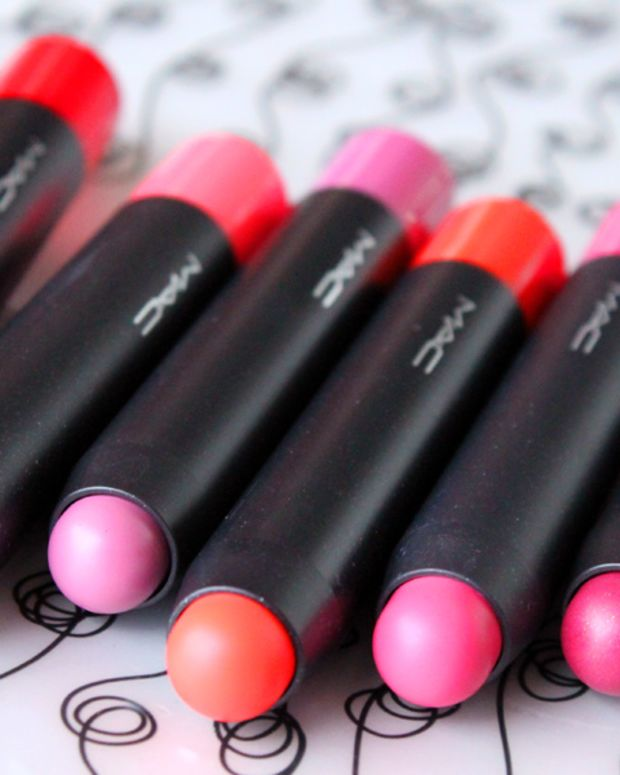 MAC Patentpolish Lip Pencils_lip crayons