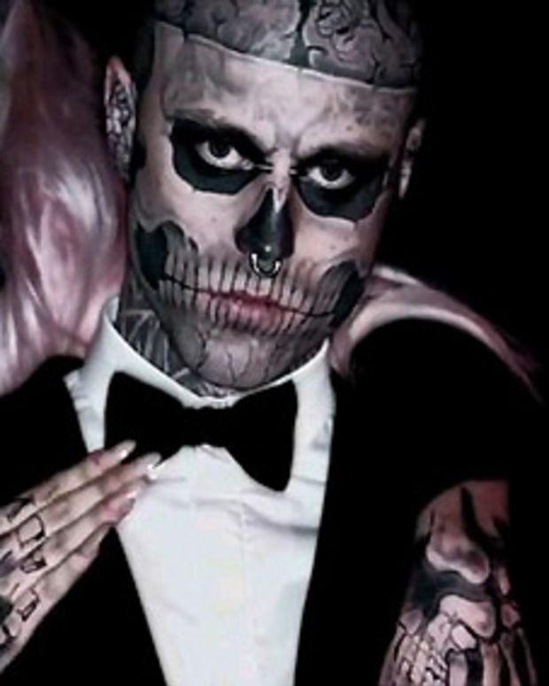 Gaga and Zombie Boy