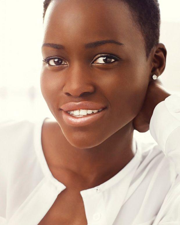Lupita Nyongo Lancome