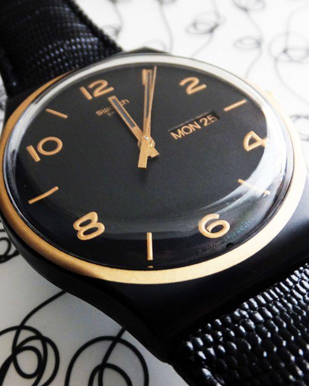 Swatch Rhossili watch 2013 Fall