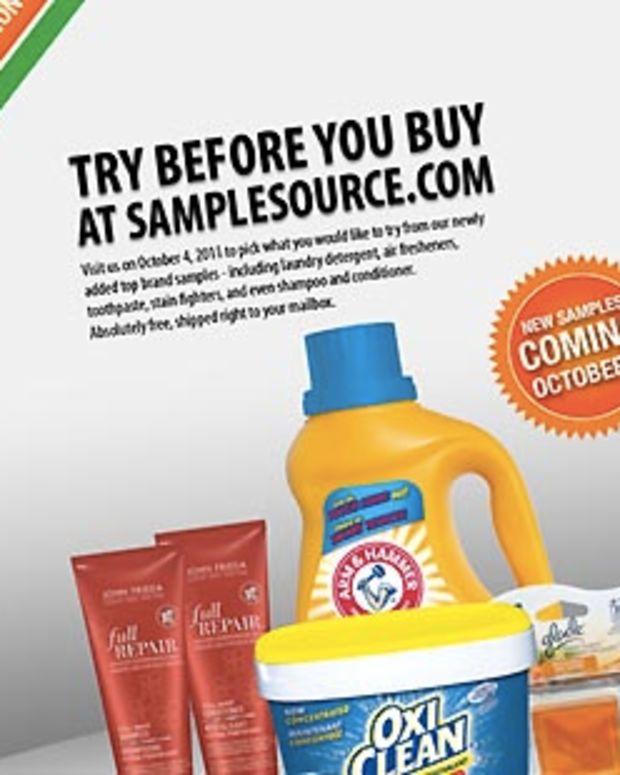 Sampelsource.com newsletter