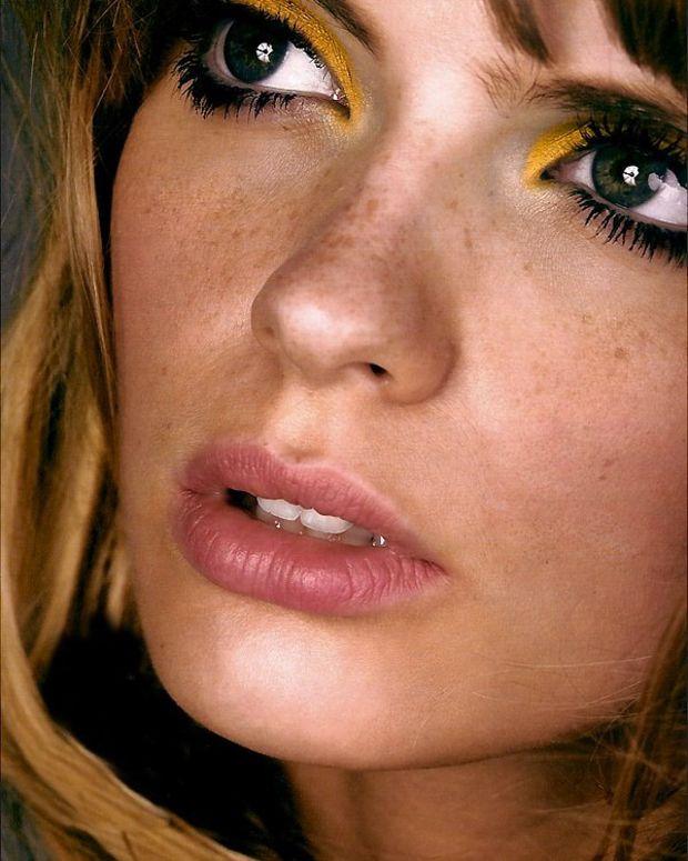 Julia Stegner by Unid_photographer for Elle_2008