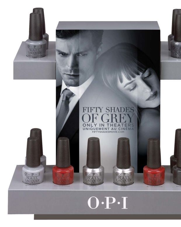 OPI Fifty Shades