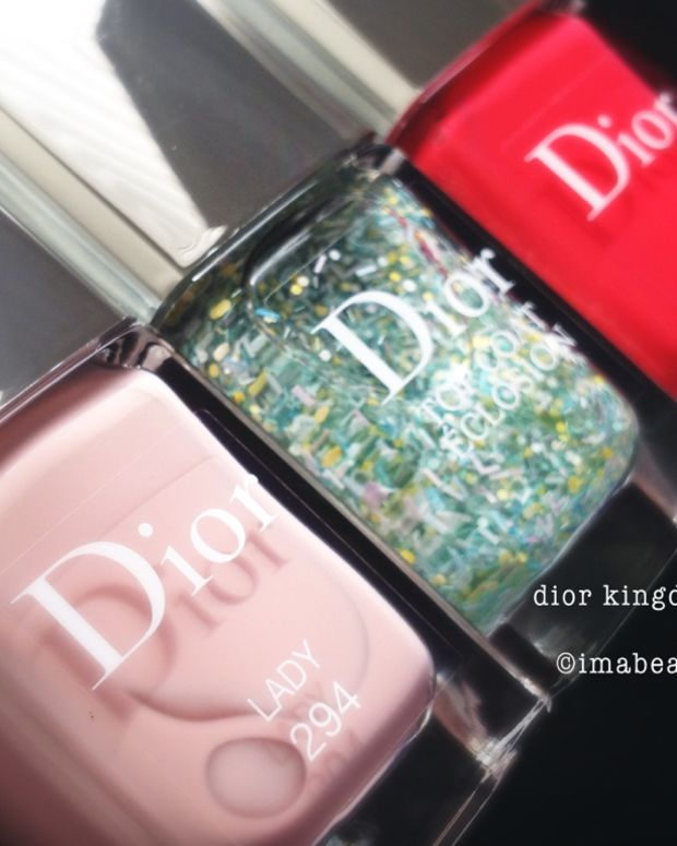 Dior Kingdom of Colours Nail Spring 2015