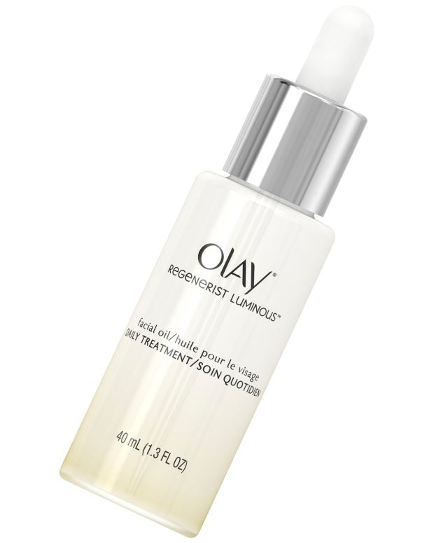 Olay Regenerist Luminous Facial Oil_it's the real oil of Olay