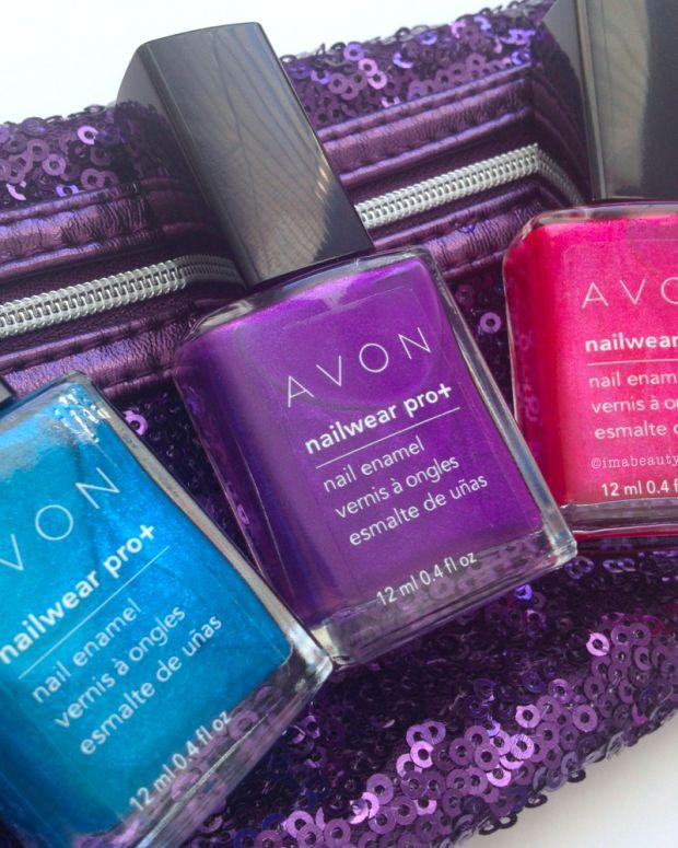 Avon Electric Shades 2015