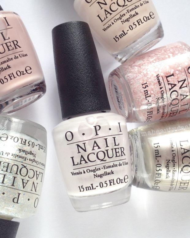 OPI Soft Shades 2015 incl Petal Soft