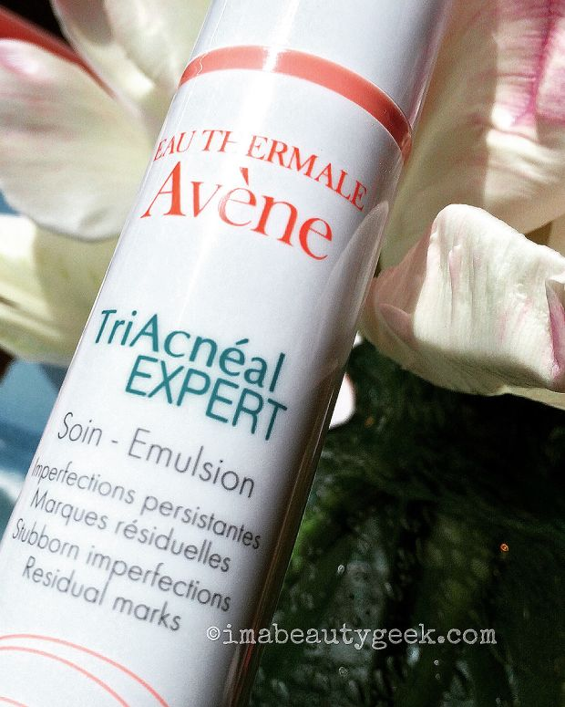 Avene TriAcneal Expert and its sneaky anti-bacterial molecule
