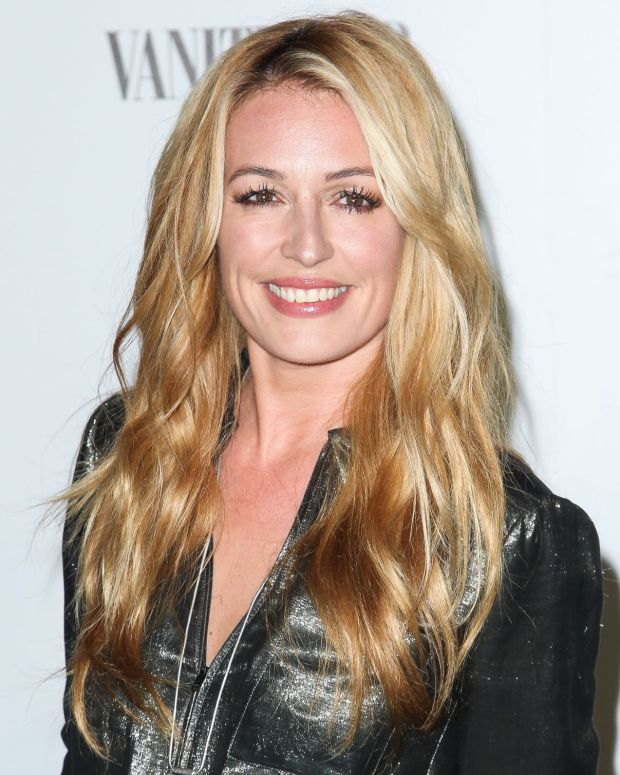 Cat Deeley set her hair on fire_but not at the Vanity Fair and Fiat Celebration of Young Hollywood_Feb 2015