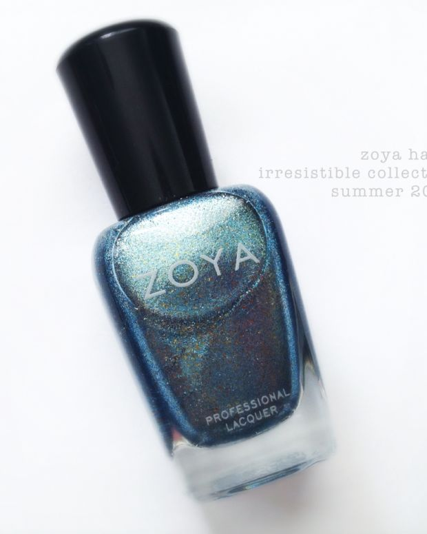 Zoya Hazel Irresistible Collection Summer 2013_Beautygeeks