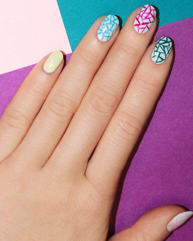 JINsoon Egg Shells nail art manicure_promo