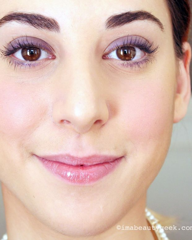 3-minute smoky eyes that stay put