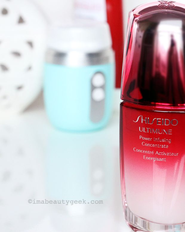 Does Shiseido Ultimune Power Infusing Concentrate work?