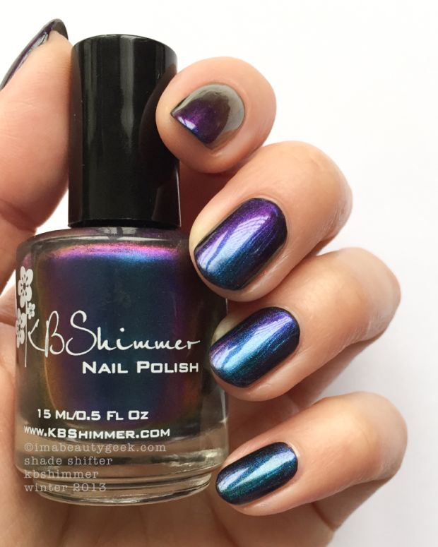 KBShimmer Shade Shifter Swatches_Winter 2013