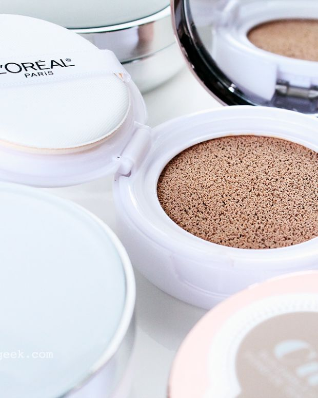 diy bb cushion compact SAFELY